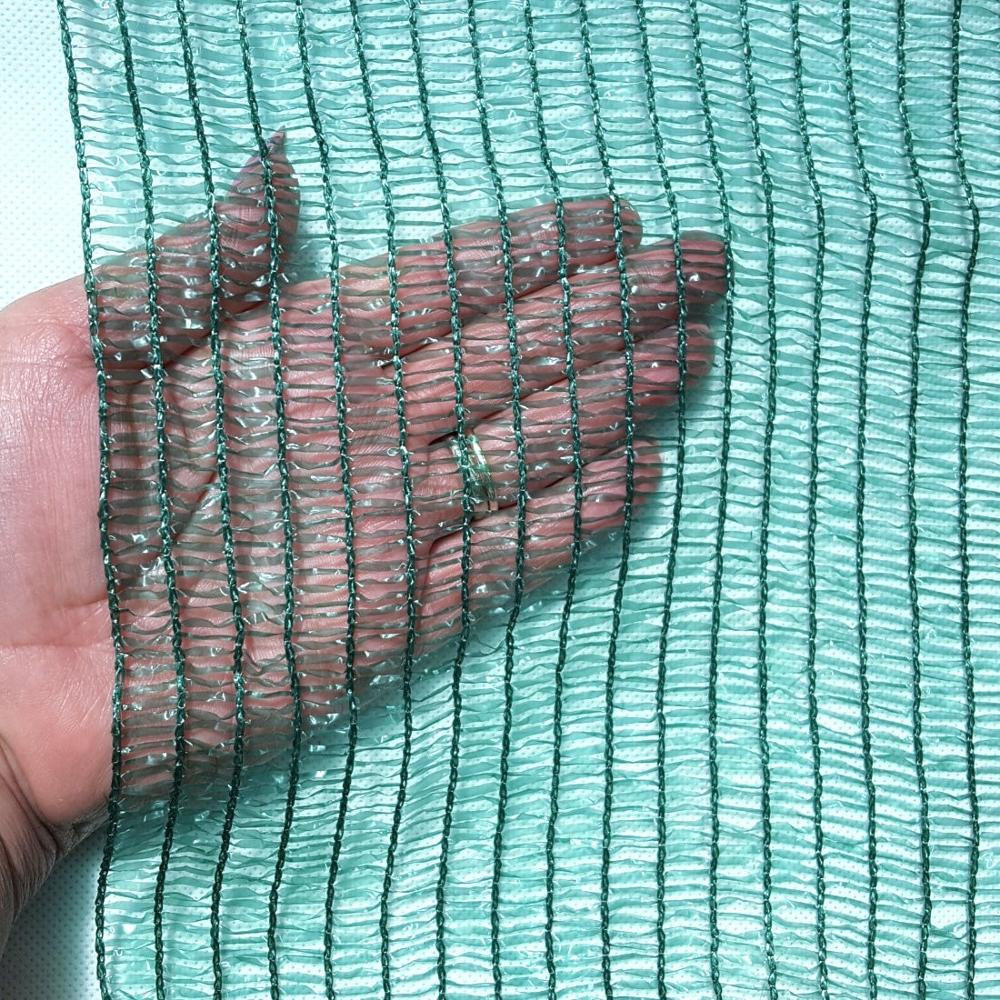 """Cетка затенящая защитная """"ПОЛИТАРП 35"""", рулон 6 x 20 м, плотность 35 гр/м2, цвет зелёный Теневые навесы и сетки    АлиЭкспресс"""