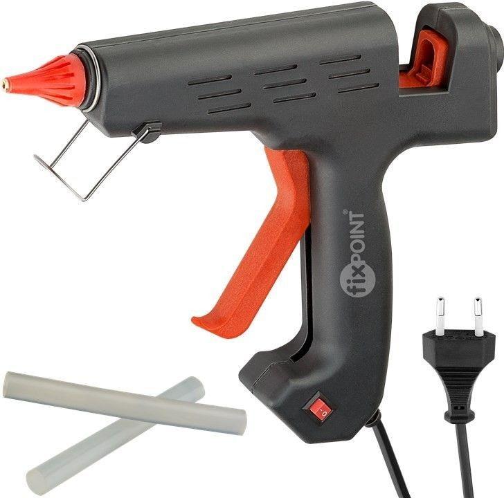 Gun Silicone Hot 12mm 200 W 59177 Fixpoint