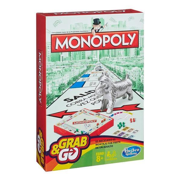 Travel Monopoly Hasbro