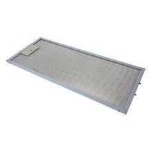 Плита с капюшоном, сетка-фильтр(металлический жироулавливающий фильтр) Замена для Silverline YT142.1140.27