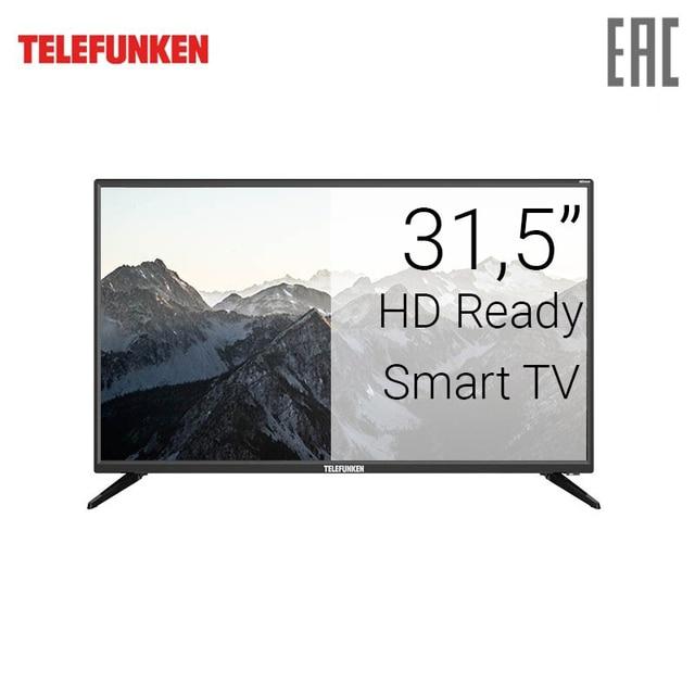"""Телевизор 32"""" Telefunken 32S93T2S HD SmartTV"""