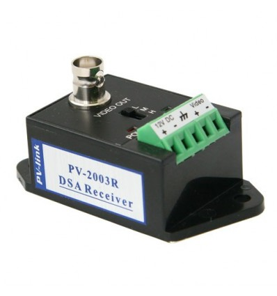 Active Connector For Security Cameras