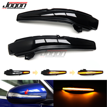 For Mercedes Benz C E S GLC Class W205 X253 W213 W222 LED Dynamic Turn Signal Blinker Sequential Side Mirror Indicator Light