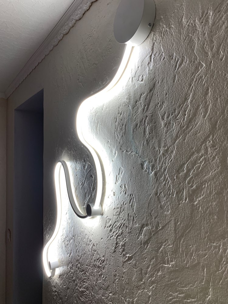 Luminárias de parede Estudo Quarto Varanda