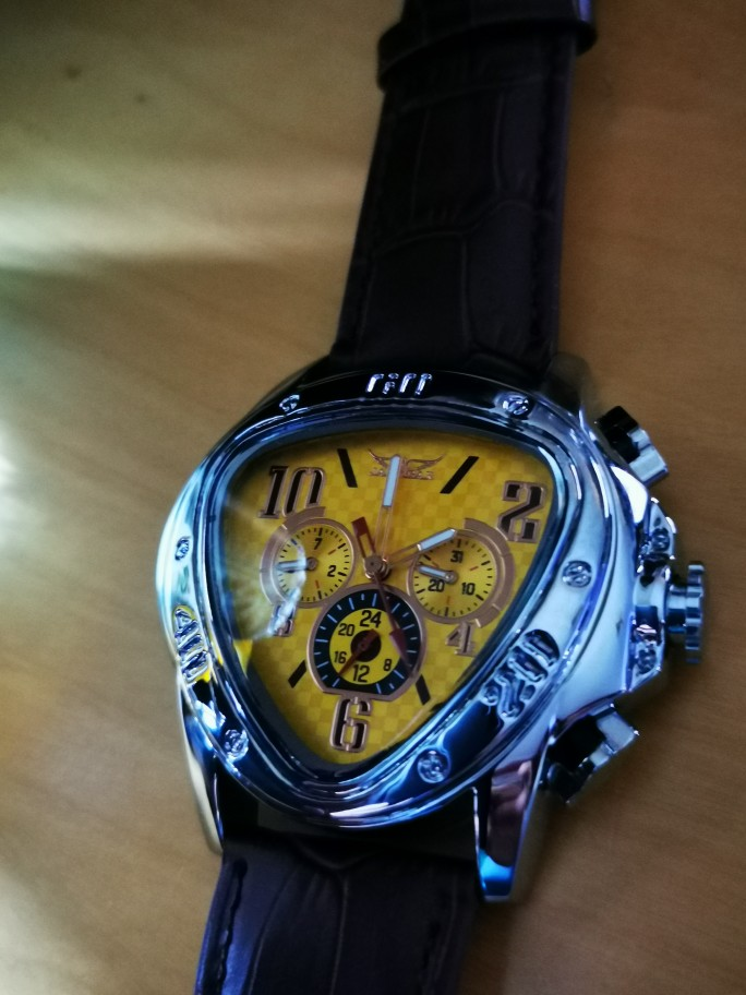 -- Pulseira Relógio Jaragar