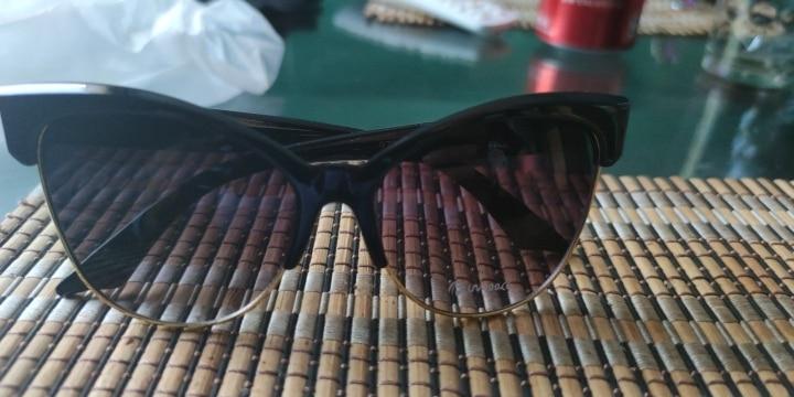 משקפי שמש מותג יוקרה לנשים דגם 1654 photo review