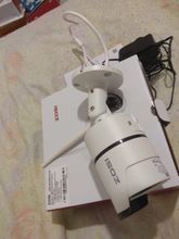 Delivery 3 days. Excellent factory packing. This is the sixth camera. It goes with firmwar