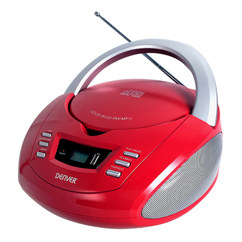 Radio CD MP3 Denver Electronics TCU-211 FM 2W