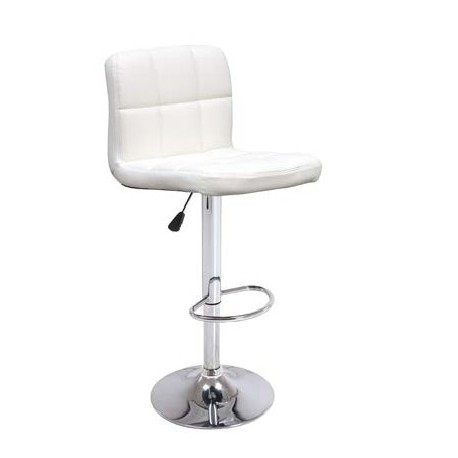 Stool Spazio Liftable Gas With Upholstered Seat.