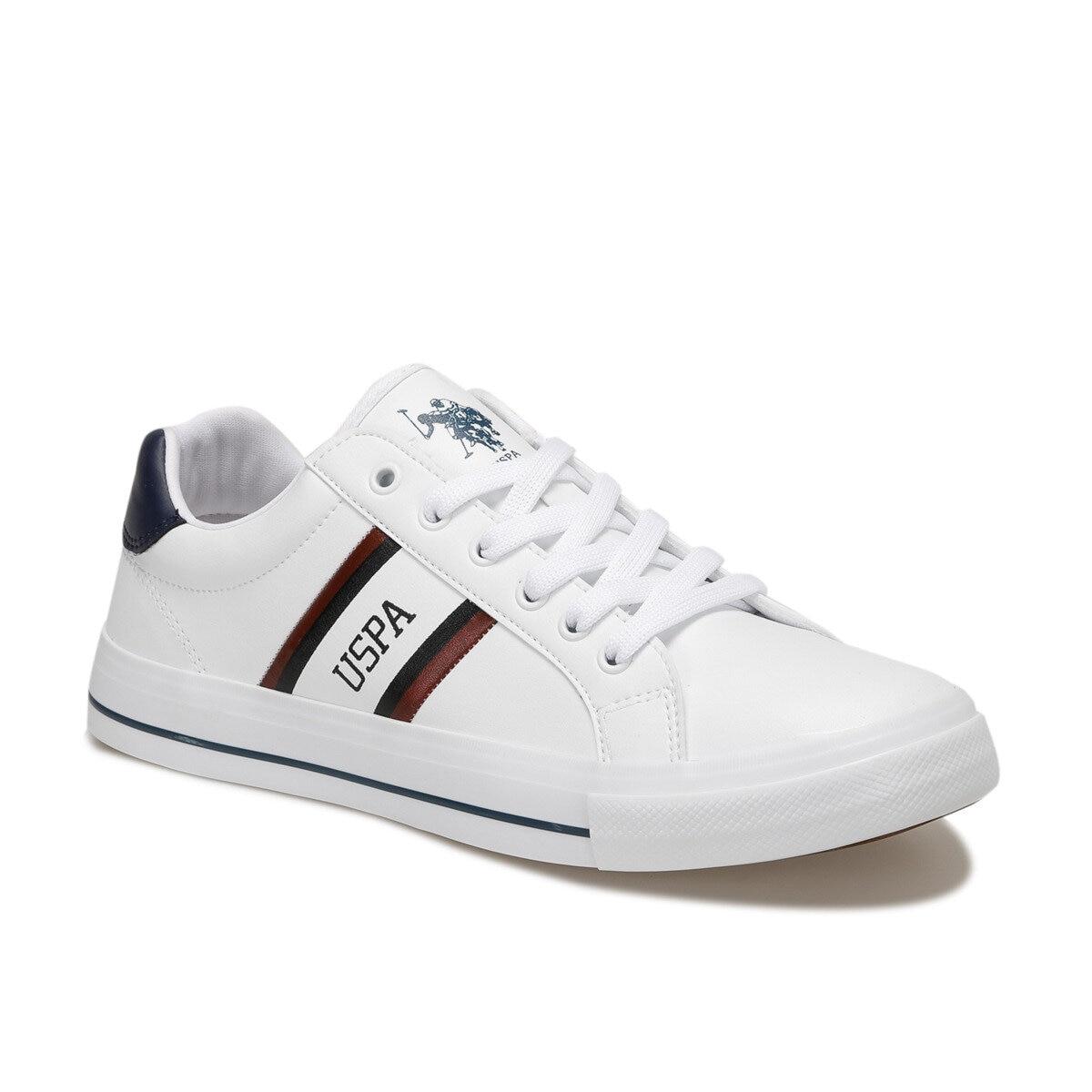 FLO White Men's Sneaker 2020 Men Casual Shoes Fashion New Sneakers Men Shoes Comfort Sneakers Men's Shoes Trainers U.S. POLO ASSN. PURE