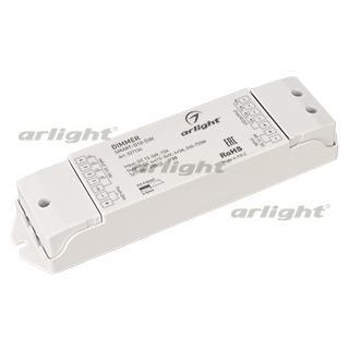 027136 dimmer smart-d10-dim (12-36 V, 4x5a, 0/1-10 V) Arlight 1-piece
