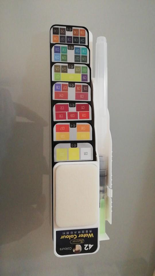 -- turbilhão pintura pigmento