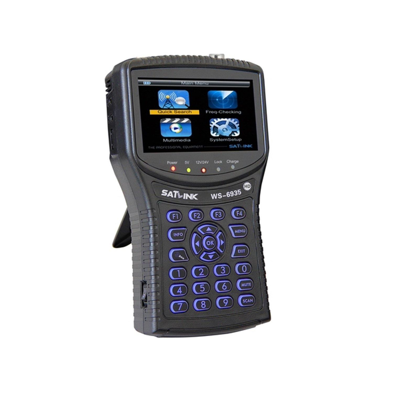 Satlink WS6935 DVB-T2 HD Digital Terrestrial Signal Poke