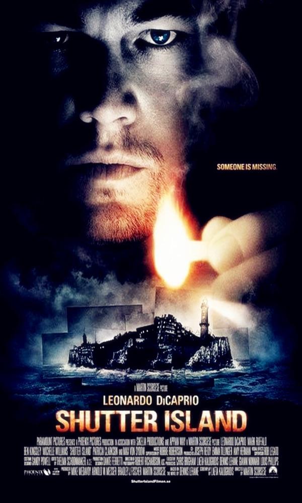 《禁闭岛》封面图片