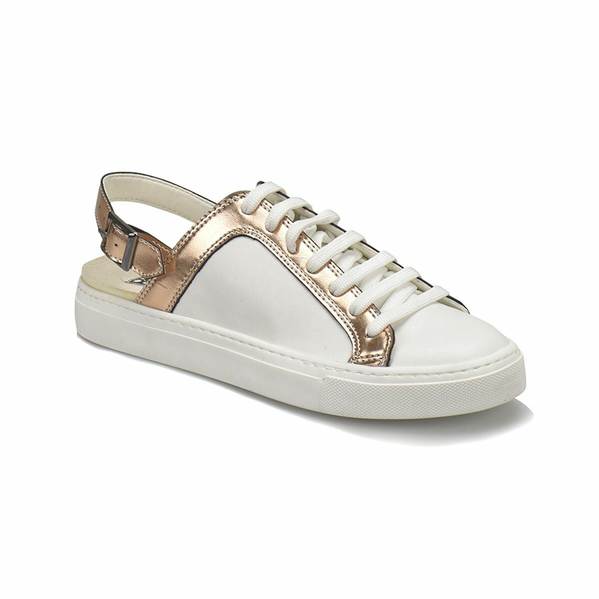 FLO CS18089 White Women 'S Shoes Art Bella