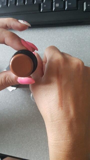 Focallure New Highlighter Stick All Over Shimmer Powder Creamy Texture Waterproof Silver Shimmer Light Makeup Concealer reviews №1 74978