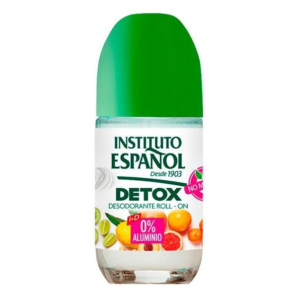 Roll-On Deodorant Detox Instituto Español (75 Ml)