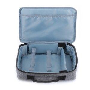 Image 3 - Bolsa de almacenamiento portátil para proyector Universal, Oxford, impermeable, a prueba de polvo, caja de almacenamiento portátil, accesorios para proyector
