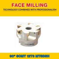 TK SOMT 12 002 MTSBSH yüz freze EM90 63X5 022 SOMT 12T3