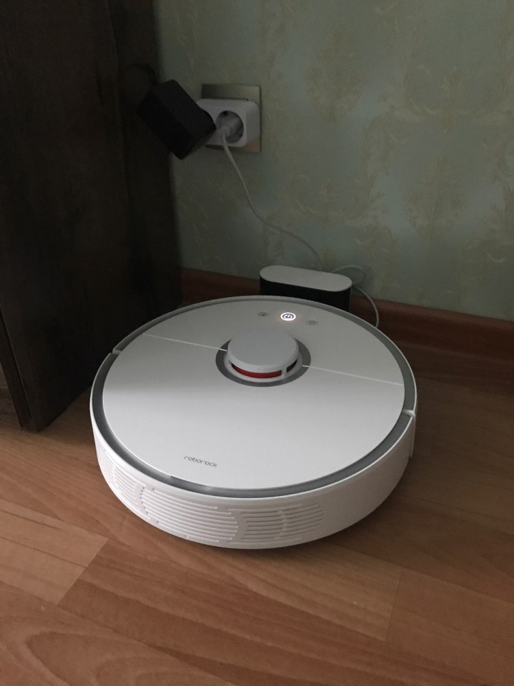 Global Version Roborock S5Max Robot EU Plug Vacuum Cleaner Home Automatic Sweeping Dust Sterilize Smart Planned Washing Mopping|Vacuum Cleaners|   - AliExpress
