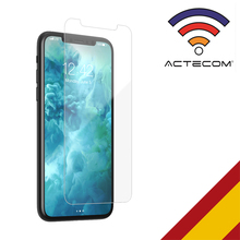 ACTECOM PROTECTOR de PANTALLA PARA IPHONE 11 6,1″ CRISTAL VIDRIO TEMPLADO 9H 2.5D Glass Premium 0,3mm IPHONE 11