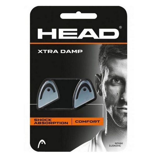 Vibration Dampener Head Xtra Damp Rubber Grey