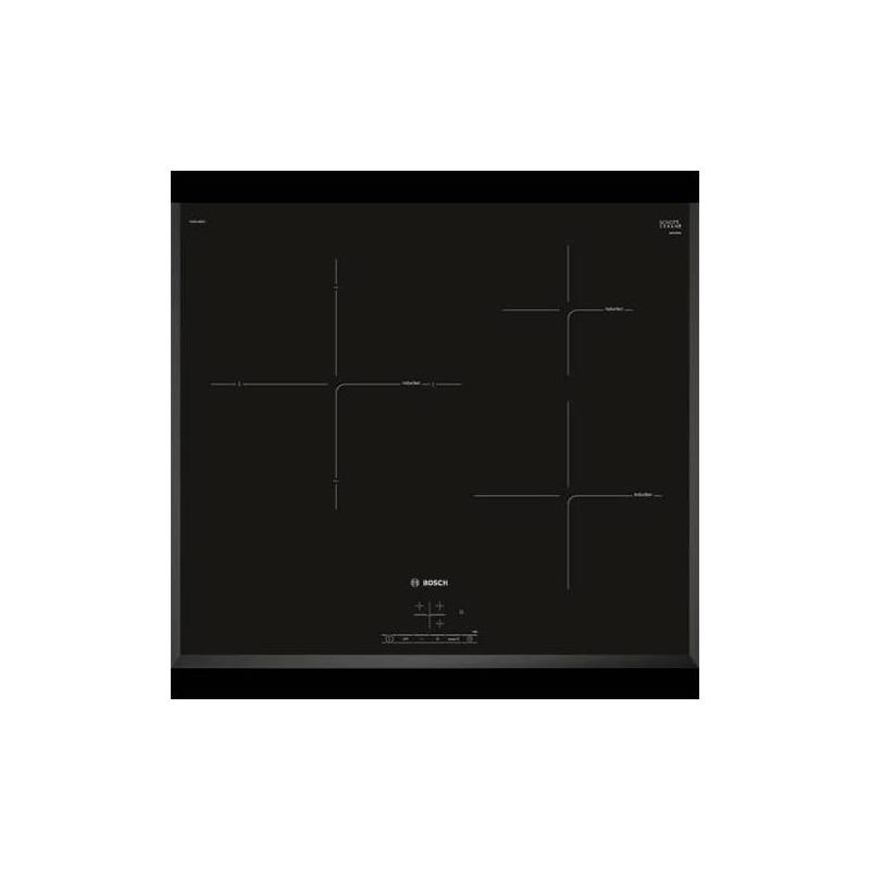 Induction Hob Bosch PIJ651BB2E 60 Cm (3 Cooking Zones)