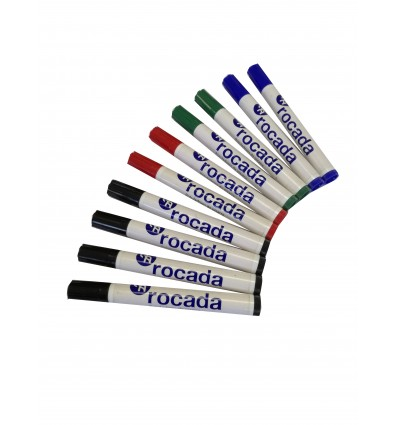 PACK OF 10 COLORED Markers MIXED