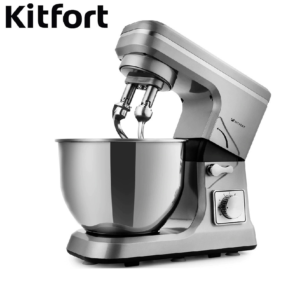 Planetary mixer КТ-1338  Cocktail shaker mixers Planetary mixer Dough Mixer with bowl Kitchen machine led spout swivel spout kitchen sink faucet pull out mixer tap with cover plate nickel brushed finished