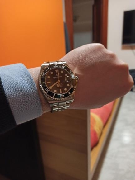 -- Relógio Dwaterproof Relógios