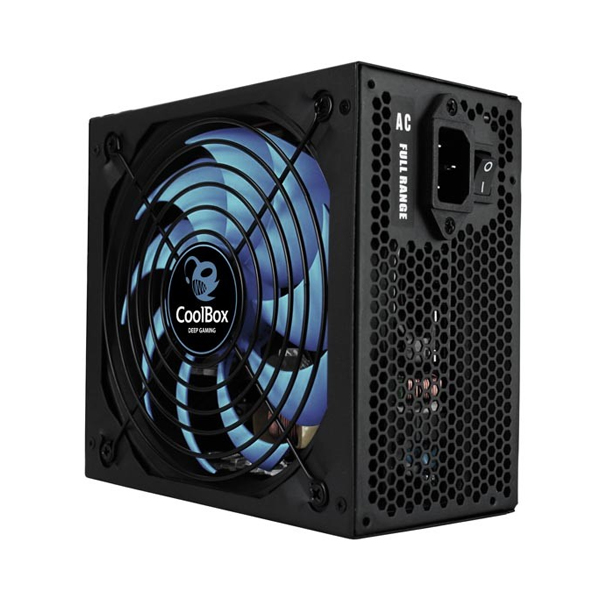 Gaming Power Supply CoolBox DG-PWS650-85B 650W