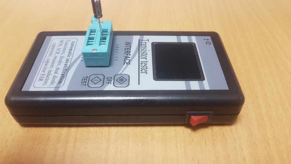Где купить Многоцелевой Транзистор тестер 128*160 Диод тиристорный емкость резистор индуктивность MOSFET СОЭ LCR метр TFT Цвет Дисплей