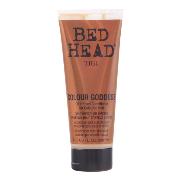 Conditioner Bed Head Colour Goddess Oil Infused Tigi Coloured Hair