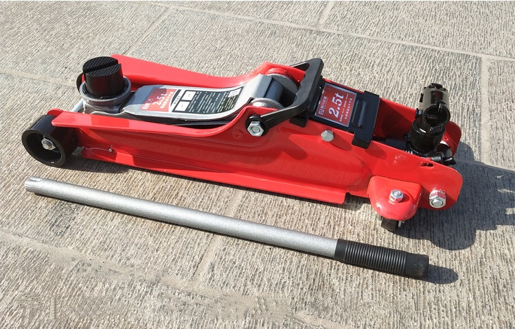 Hydraulic Jack Trolley 2,5 Tons