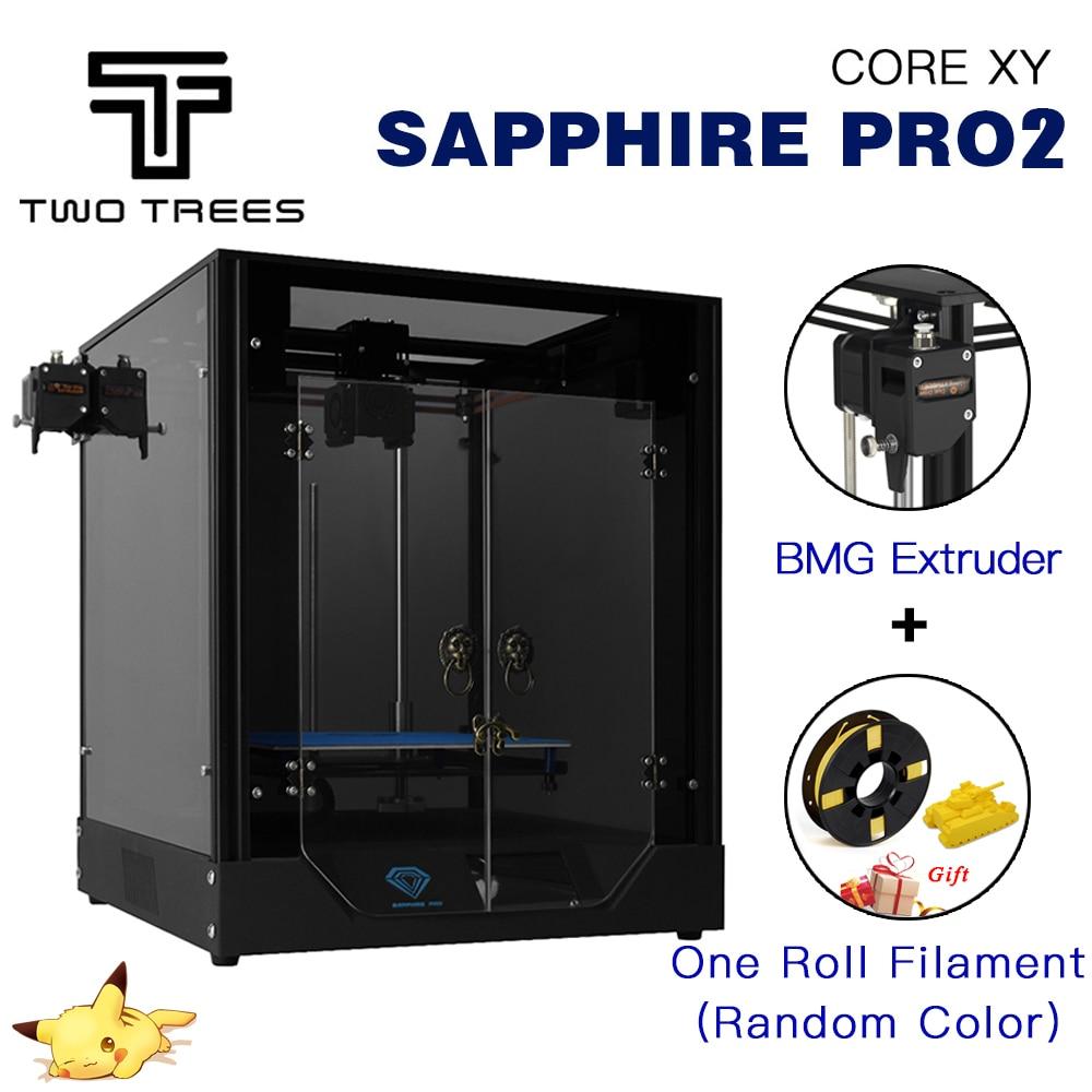 Два дерева 3D принтер сапфир профессиональный принтер diy CoreXY BMG экструдер Core xy 235x235m Sapphire S pro DIY наборы 3,5 дюймов сенсорный экран|3D принтеры|   | АлиЭкспресс