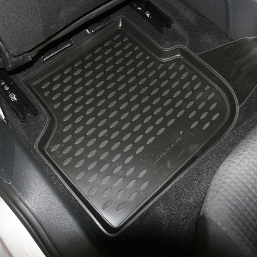 3D Mat In The Salon For VW Jetta 2011-2015 Front Left 1 PCs ELEMENT3D00919210k. FL