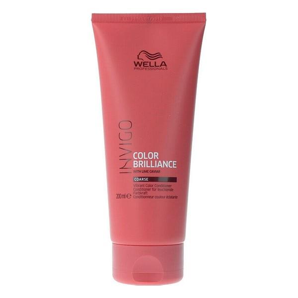 Conditioner For Dyed Hair Invigo Color Brilliance Wella (200 Ml)