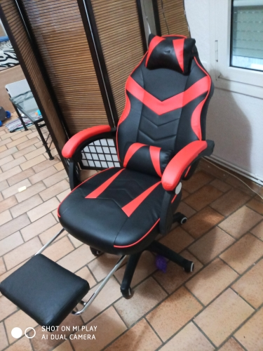 Gaming Chair Electrified Internet Cafe Pink Armchair High Back Computer Office Furniture Executive Desk Chairs Recliner-in Office Chairs from Furniture on AliExpress