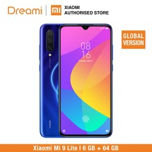 Global Version Xiaomi Mi 9 Lite 64GB ROM 6GB RAM (Official Rom) mi9lite64gb
