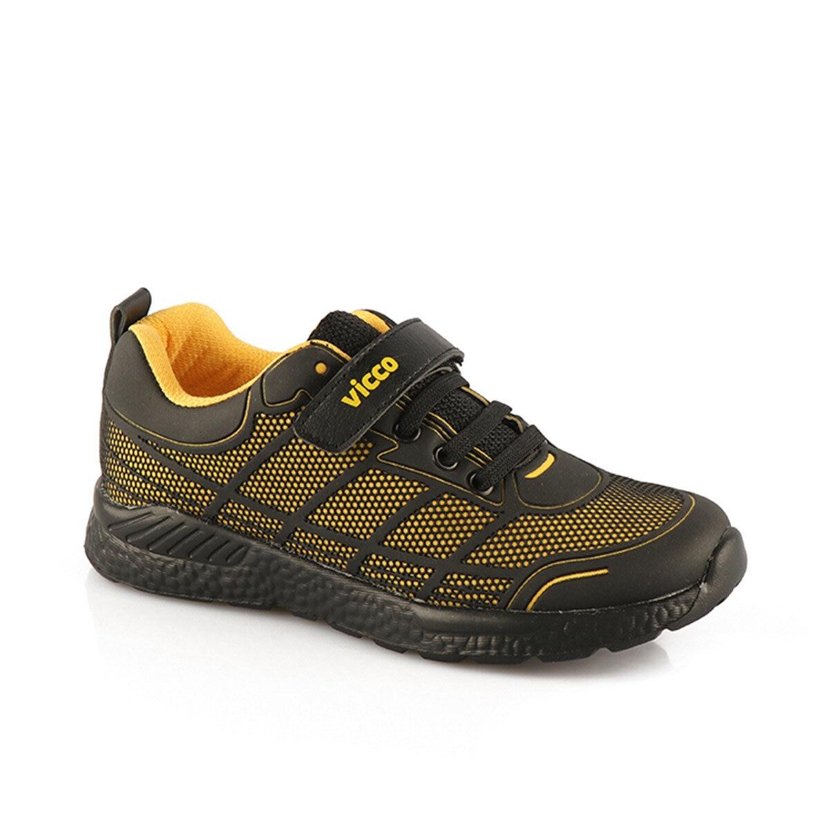 FLO 347.18K.123 BLACK MULTI Unisex Children Sneaker Shoes VICCO