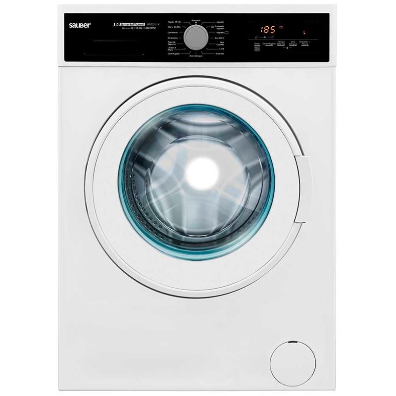 Washing Machine Front Loaded WM20114 10 Kg 1400 Rpm To +++ White