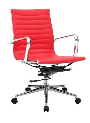 Office Armchair PHILIP, Rotatable, Gas, Tilt, Similpiel Network