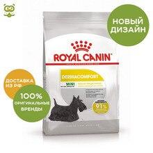 Royal Canin Mini Dermacomfort корм для собак мелких пород с раздраженной кожей, 4 кг