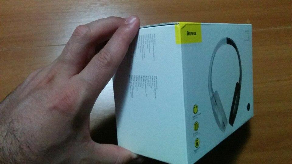 Baseus D02 Bluetooth Headphone Foldable bluetooth headset Wireless headphones Portable Bluetooth Earphone with Mic for Phone|Bluetooth Earphones & Headphones|   - AliExpress