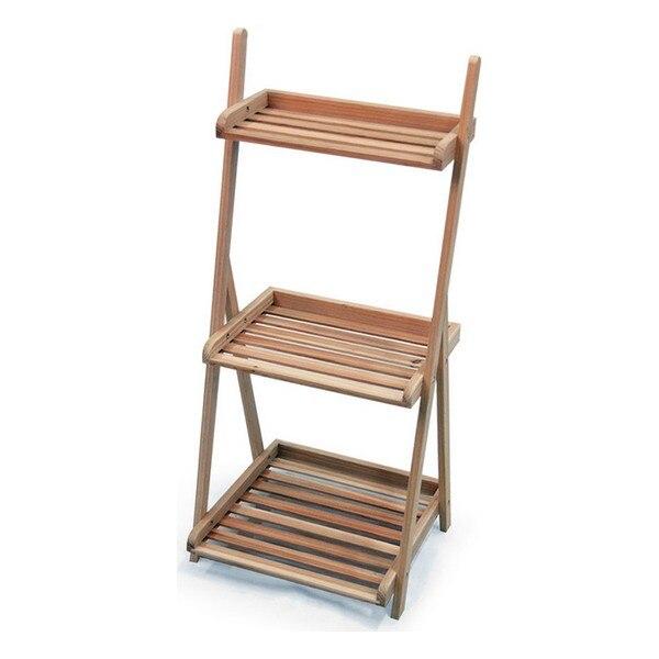 Shelves Confortime Wood (41 X 37 X 92,5 Cm)
