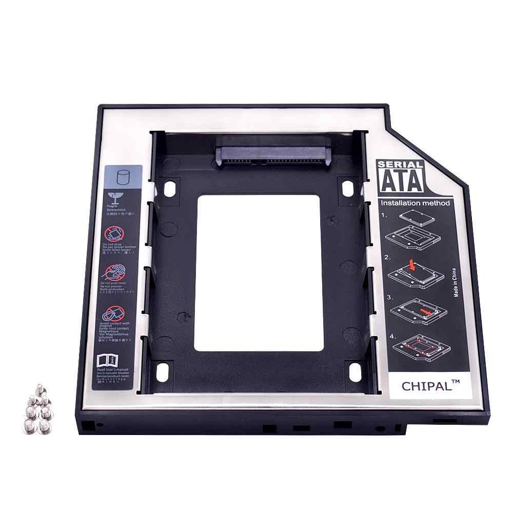 Переходник Optibay для дополнительного HDD в отсек CD/DVD 9.5мм, крепления снизу        АлиЭкспресс