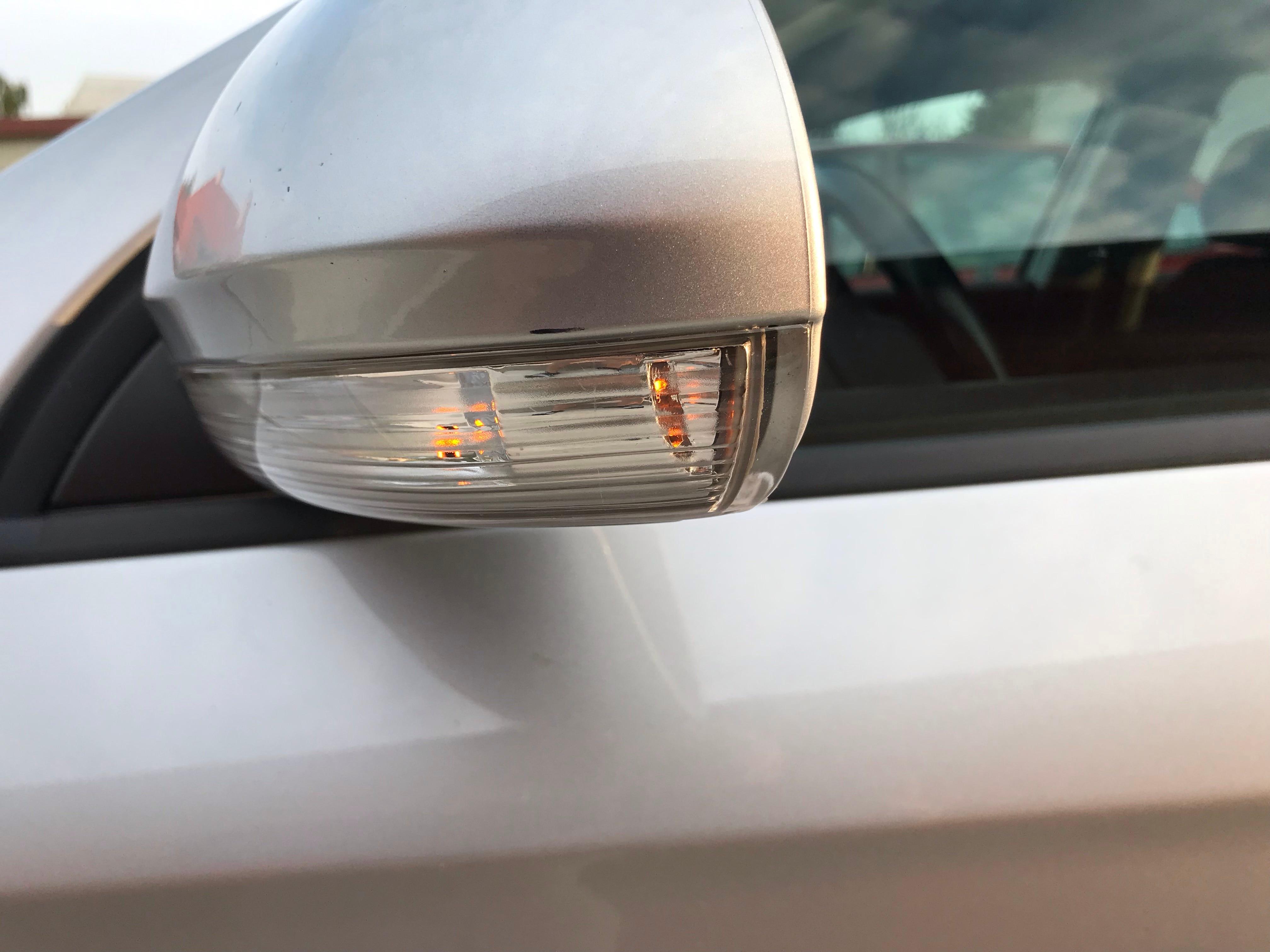 Lâmpada de sinal Passat Estilo Lateral