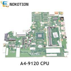 NOKOTION dla Lenovo 320-14IKB 320-14AST laptopa płyty głównej płyta główna w 5B20P19167 DG425 DG525 DG725 NM-B321 A4-9120 procesora DDR4