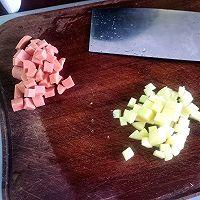 番茄焖饭的做法图解2