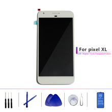 цены For HTC Nexus M1 Google Pixel XL LCD Display Touch Screen Digitizer Assembly Google Pixel 1 2 3 XL CD Screen Pantalla